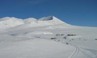 Smiubelgen i vinterdrakt Foto: Helge Braadland